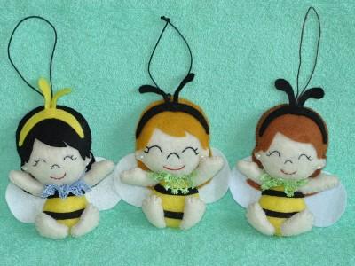 Pendant «Maya Bee»