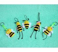 Брелоки «Бджоли»