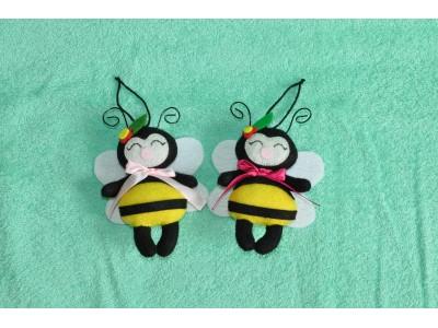 Підвіска бджілка-baby
