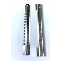Льотковий загороджувач  з 2 елементів металевий