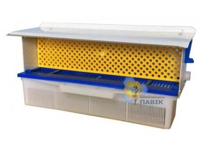Пыльцесборник металло-пластиковый 300мм