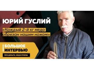 Інтерв'ю Гуслія Юрія для каналу Honey Money