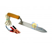 Apiary electro-knife 230 mm stainless steel
