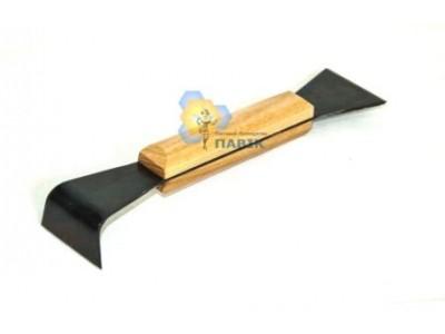 Стамеска чорная деревянная ручка